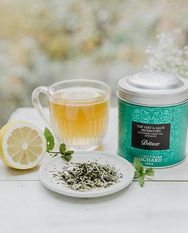 Les thés et tisanes réconfortants