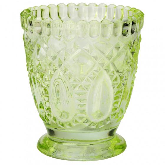 Verrine Rialto couleur verte