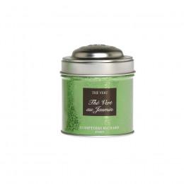 Thé vert au Jasmin boîte métal vrac 25g