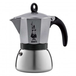 Cafetière italienne Moka induction 6 tasses Bialetti