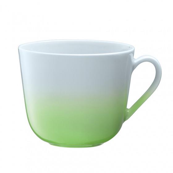 Grand mug vert pastel 40cl
