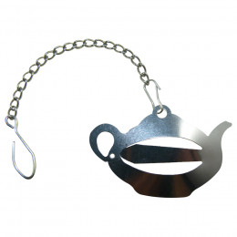 Clip pour filtre à thé en acier