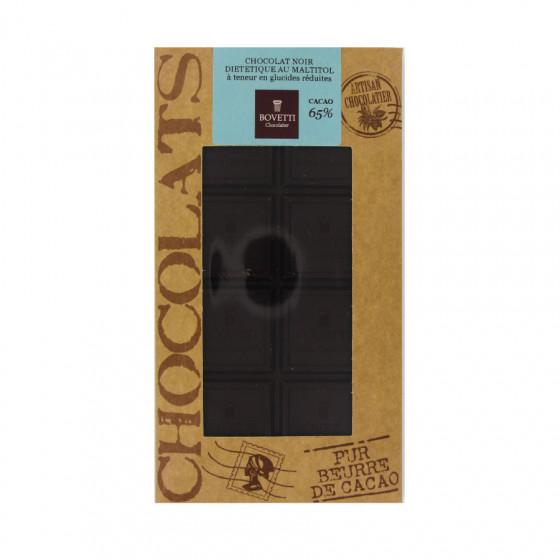 Chocolat noir tablette diététique 100g
