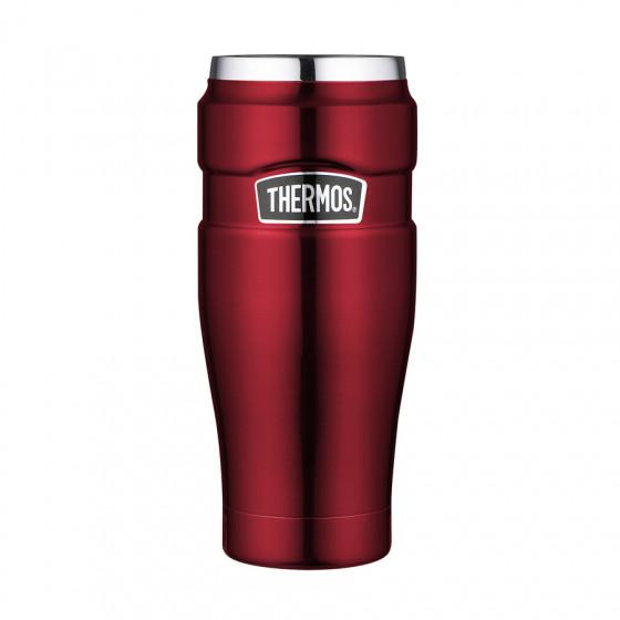 Mug isotherme King rouge 47cl