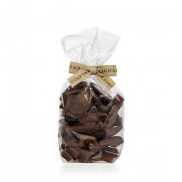 Sachet fritures chocolat au lait feuilletées 140g