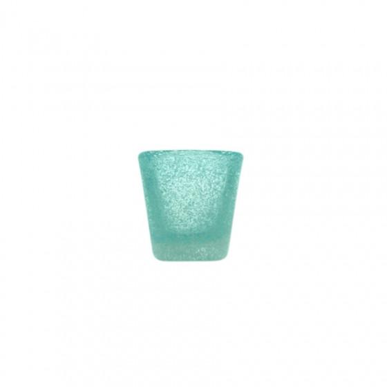 Gobelet à café turquoise