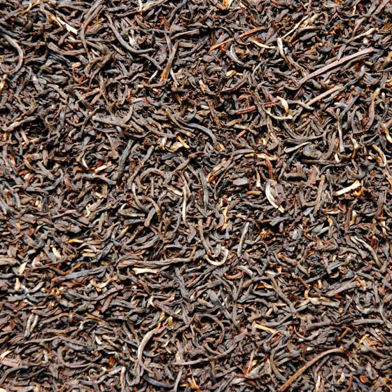 Thé noir du Sri Lanka Ceylan Jardin Kallebocka FOP