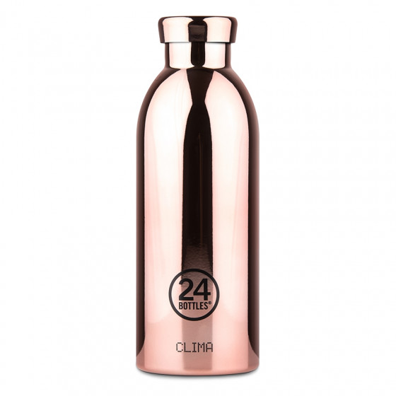Bouteille isotherme double paroi rose gold 50cl