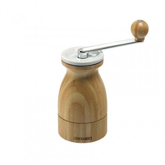 Moulin à café manuel Bambou
