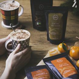 Cacao en poudre aromatisé à la cannelle 200g