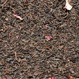 Thé noir à la rose Pétales de Mei Gui Cha