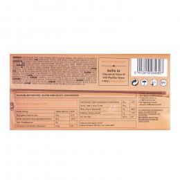 Tablette de chocolat noir 60% et orange 70g