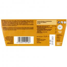Tablette équitable de chocolat noir 74% orange Bio 70g