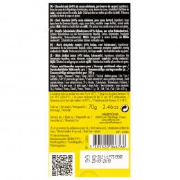 Tablette de chocolat noir 64% Taïnori 70g