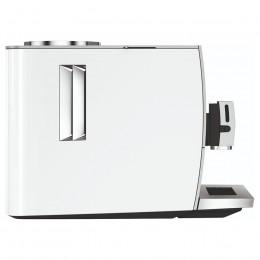 Robot café JURA ENA 8 Nordic White + 3 paquets de 250g de café en grains et 2 verres expresso Cafés Richard 8cl offerts