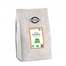 Café expresso intense capsules compatibles Nespresso® x50