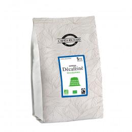 Café expresso décaféiné capsules compatibles Nespresso® x50