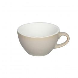 Tasse Egg Cappuccino couleur ivoire 20cl