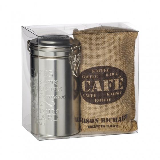 Coffret café authentique duo amandes
