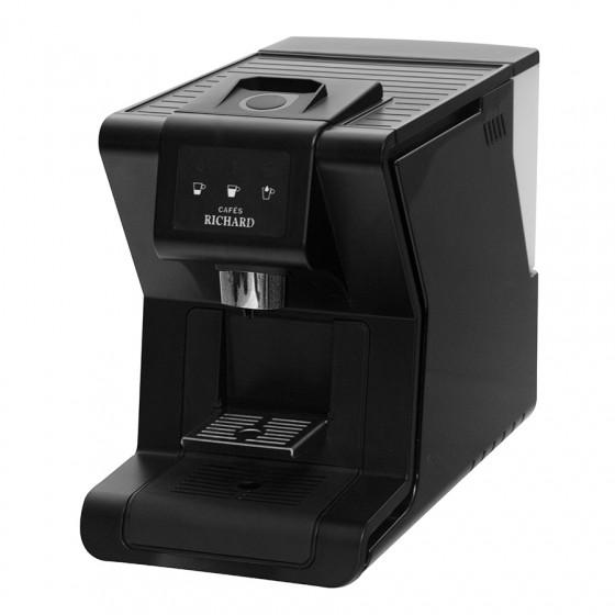 Machine Zpressa PODS et 1 boîte de 25 Pods E.S.E Perle noire offerte