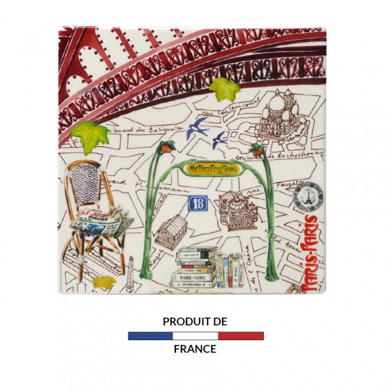 Coupe carrée Paris
