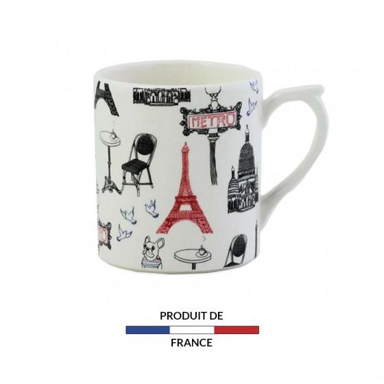 Mug Ca, c'est Paris Gien 25cl