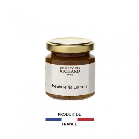 Confiture Mirabelle de Lorraine 120g