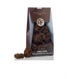 Étui Cailloux noix et chocolat noir 150g