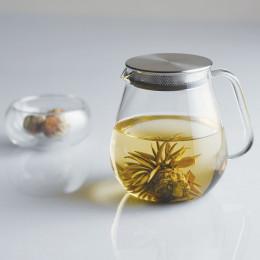 Théière en verre avec filtre 72cl
