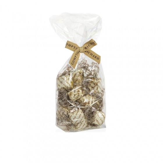 Sachet garni de mini nougats 120g