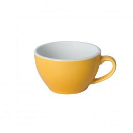 Tasse Egg Cappuccino jaune 25cl