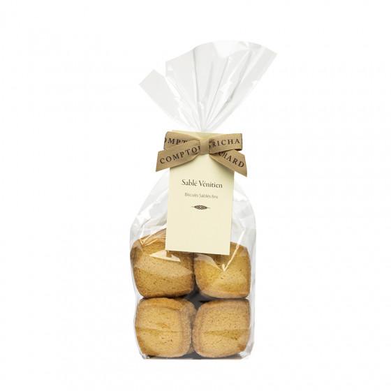 Sachet garni de biscuits sablés Vénitiens 150g