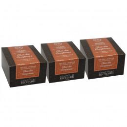 Pack 3 Boîtes Thé noir Chaï des Comptoirs sachets voile x15