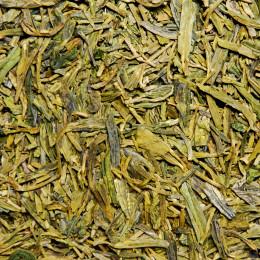 Thé vert de Chine Puits du Dragon (Long Jing)