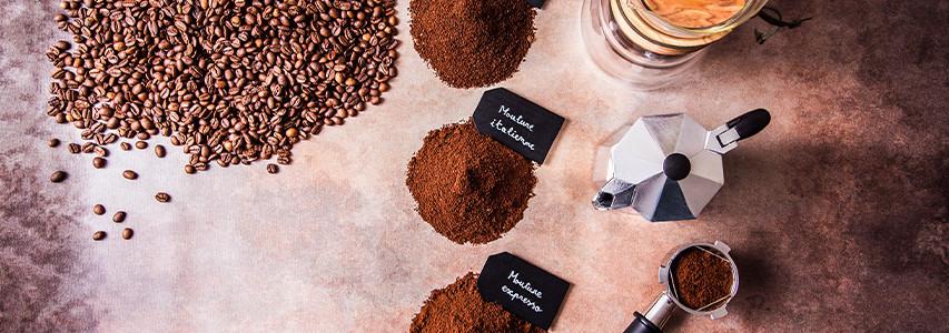 Le café sous toutes les formes